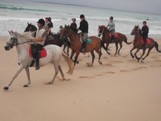 Rando plage 2009